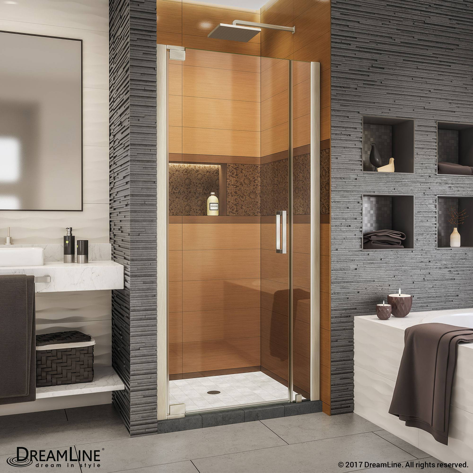 DreamLine Elegance Pivot Shower Door