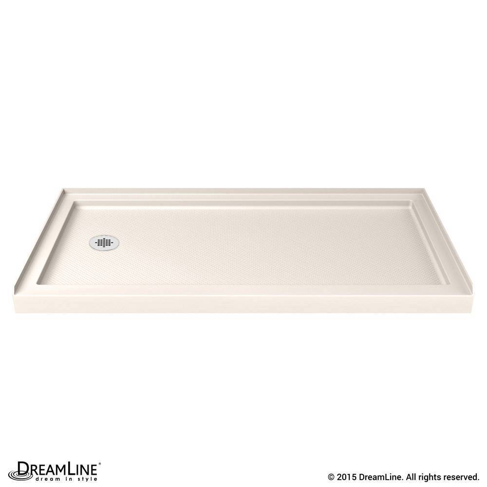 SlimLine Single Threshold Shower base
