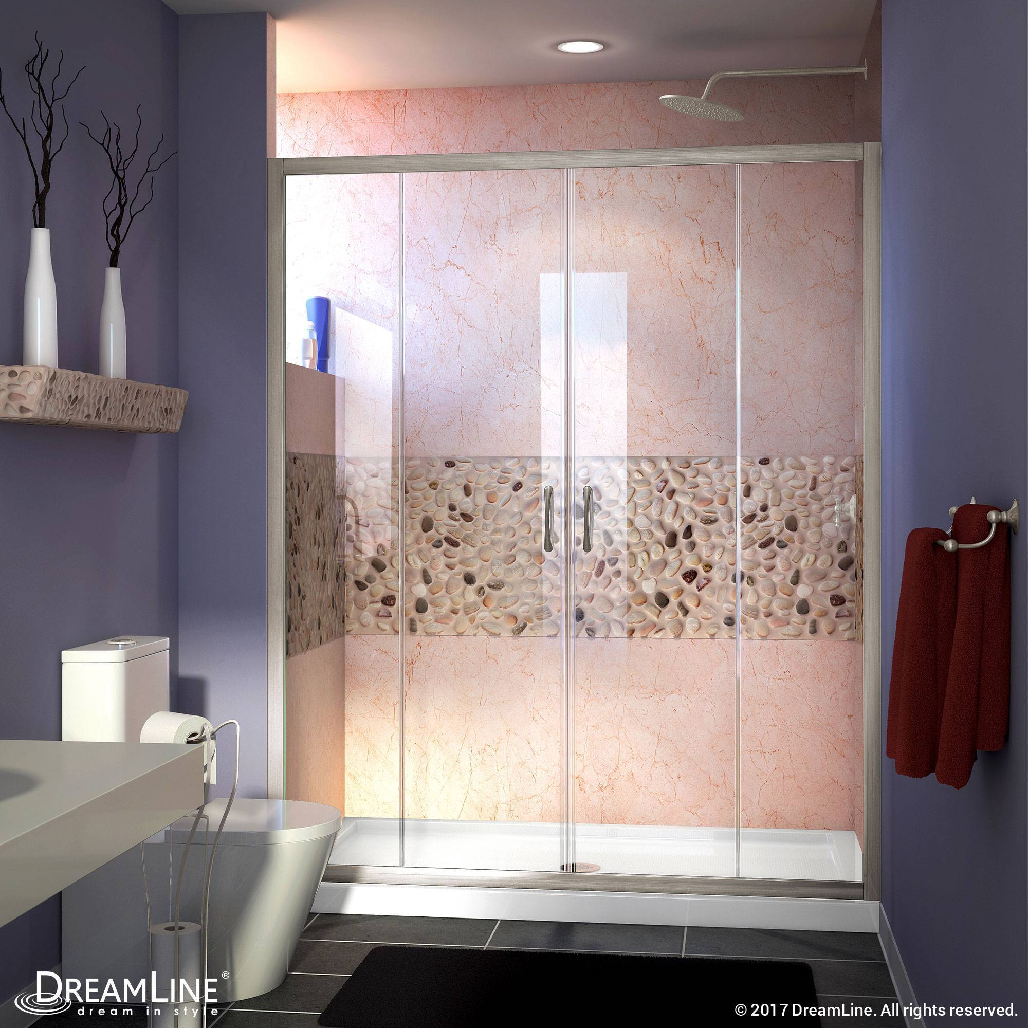 DreamLine Visions Sliding Shower Door